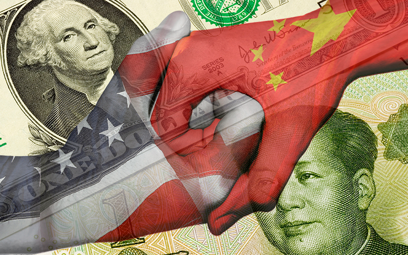 США и Китай идут на обострение в торговых переговорах, что сильно беспокоит мировые рынки