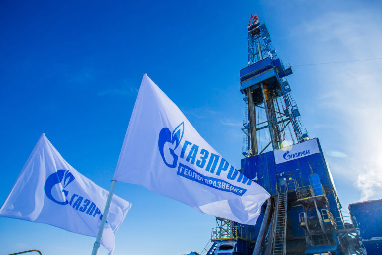 Газпром вытащил на себе российский рынок