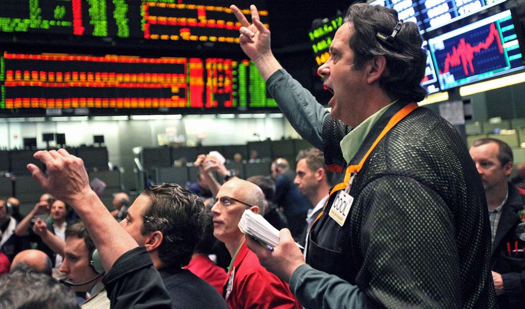 Инвесторы не одобрили сильные данные по рынку труда США