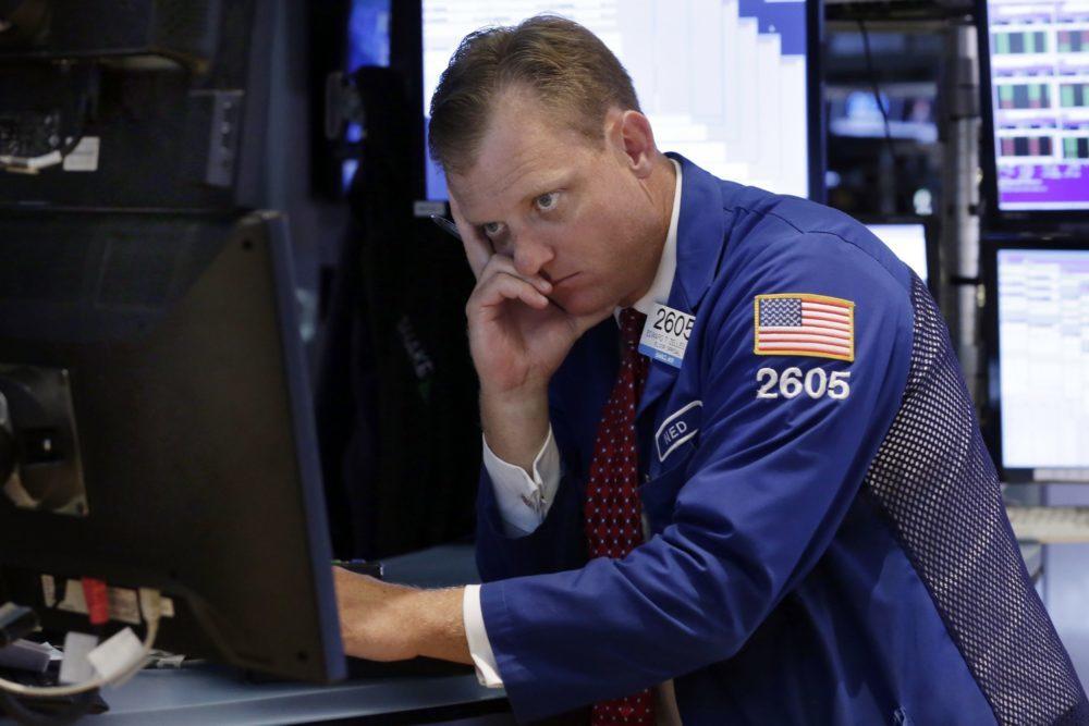 Инвесторы заняли выжидательную позицию перед выступлениями главы ФРС