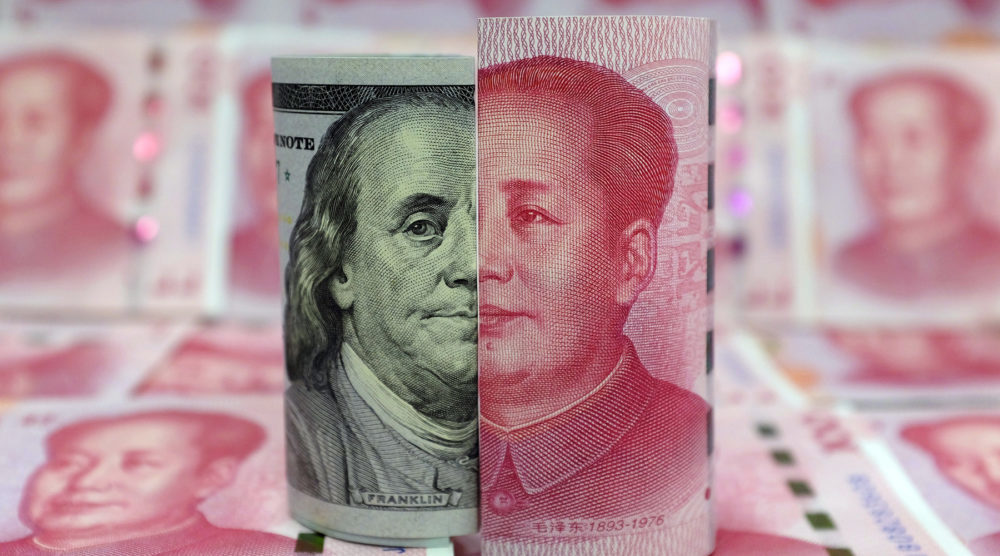 Обострение торгового конфликта США и Китая спровоцировало обвал мировых рынков