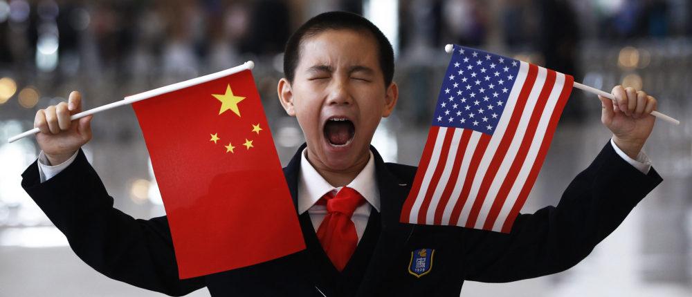 Китай нанес удар по фондовым рынкам
