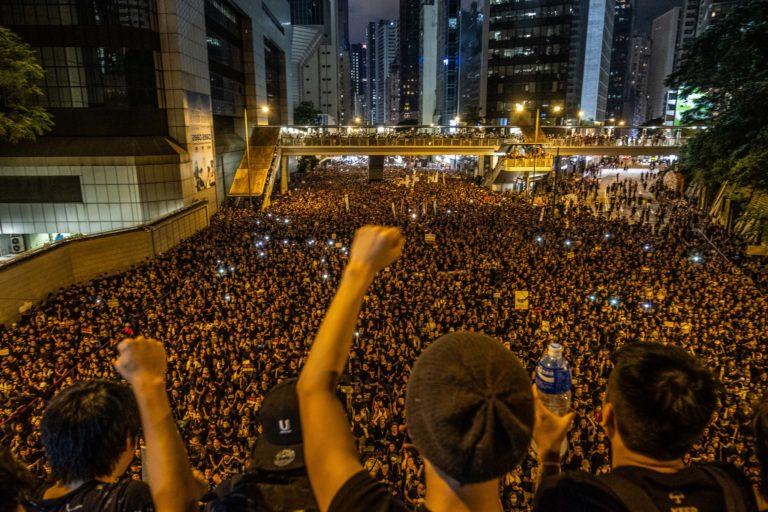 Ослабление политической напряженности в Гонконге придало оптимизм инвесторам