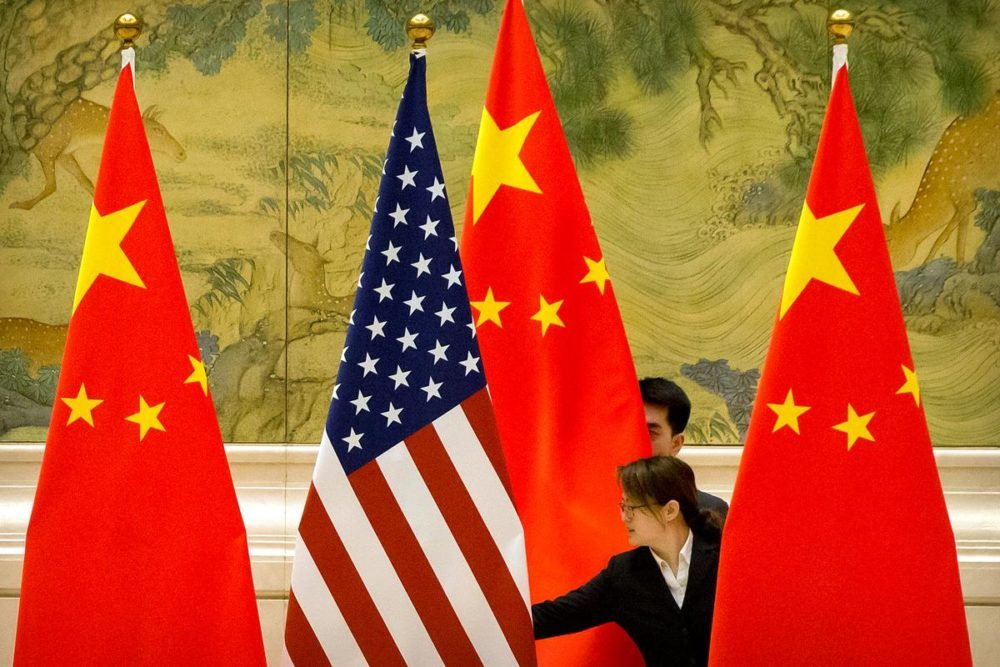 Мировые фондовые рынки показали рост на новостях о новом раунде переговоров между США и Китаем