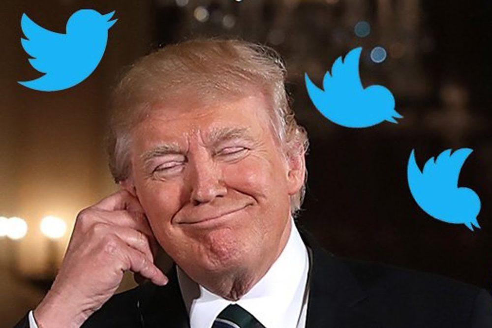 Twitter Трампа снова управляет рынками