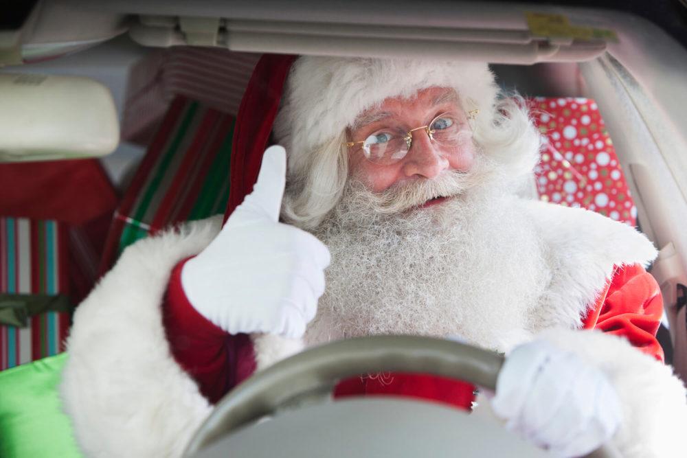 Рынки в режиме «ралли Санта-Клауса»