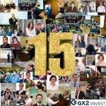 Gx2Invest 15 лет на рынке ценных бумаг